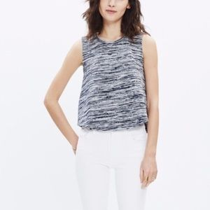 Madewell Marty space dye tank